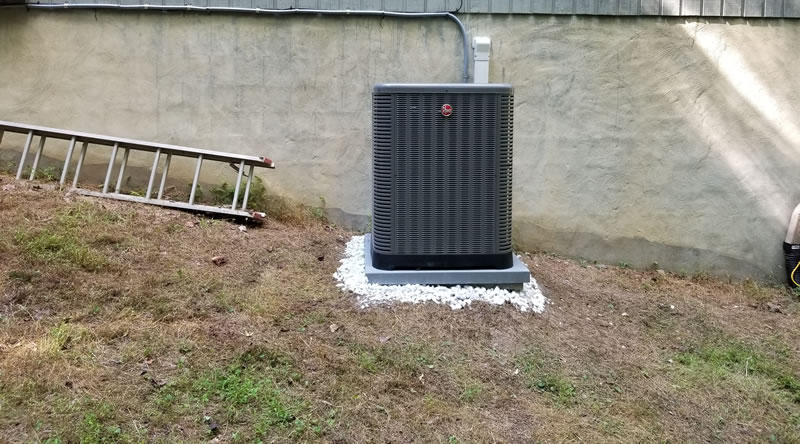 Heat Pump Repair and Replacement