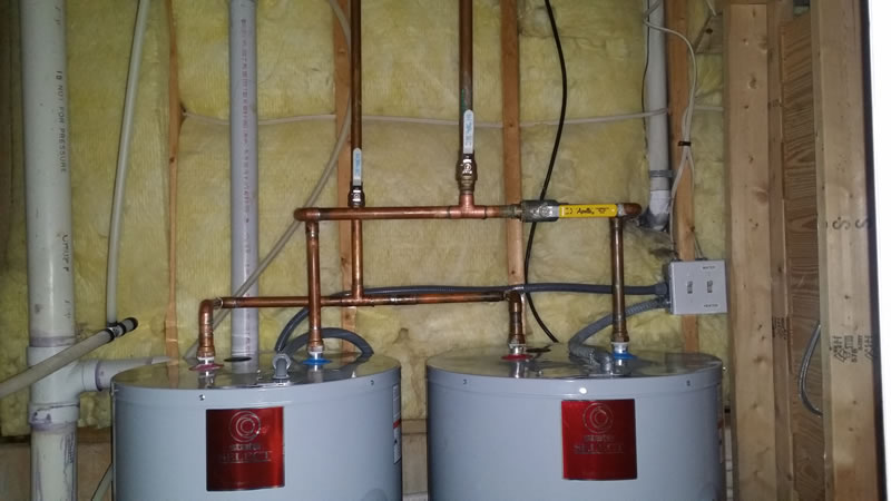 Water Heater Replacement and Installation